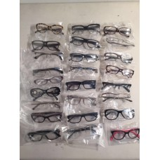 400 pcs of assorted Luxottica optical frames