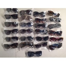 550 pcs of assorted Luxottica Sunglasses frames